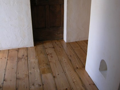 Wooden flooring, Reclaimed Pine Floorboards