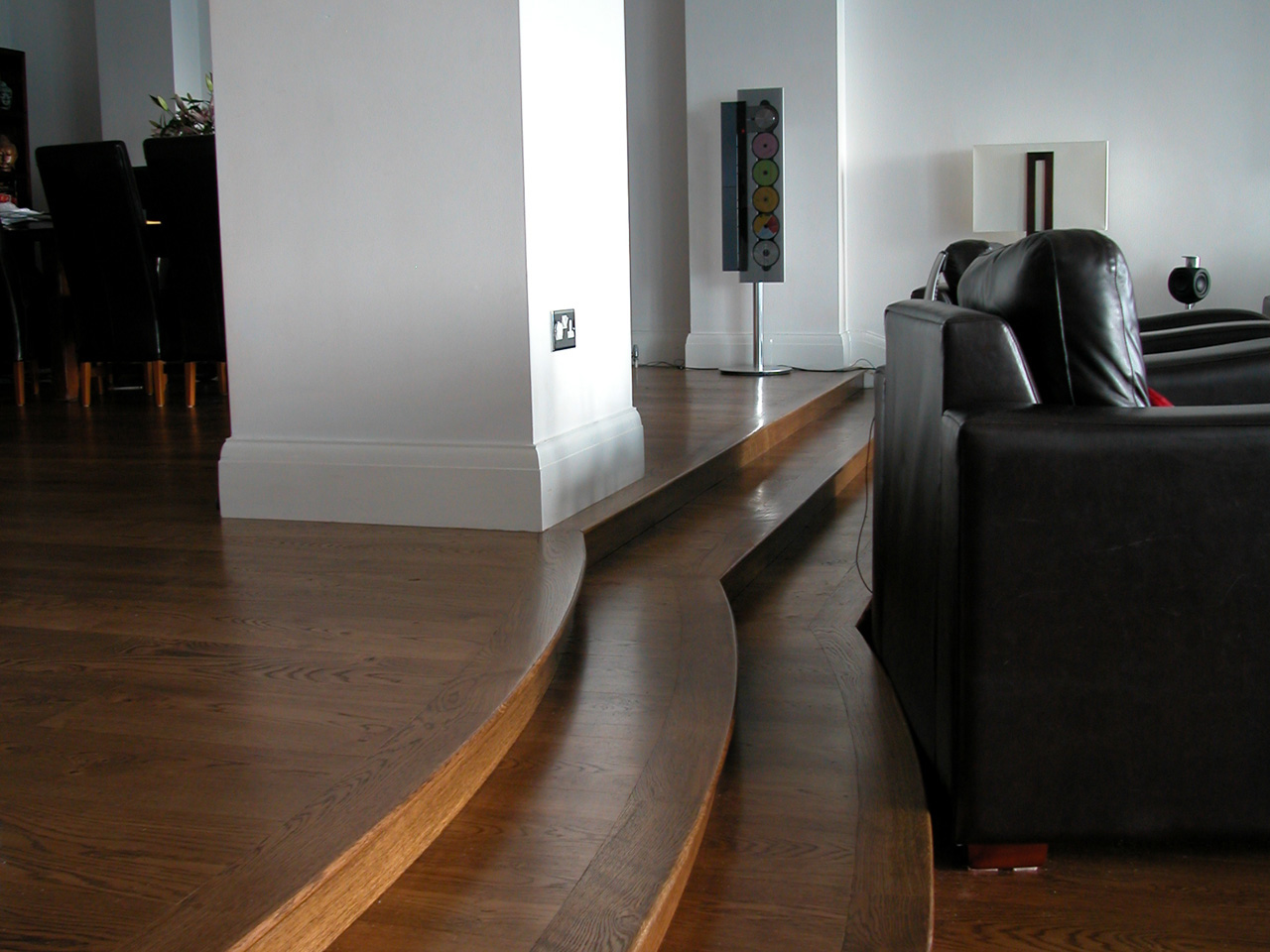 Specialist Finishes for wooden flooring and floors