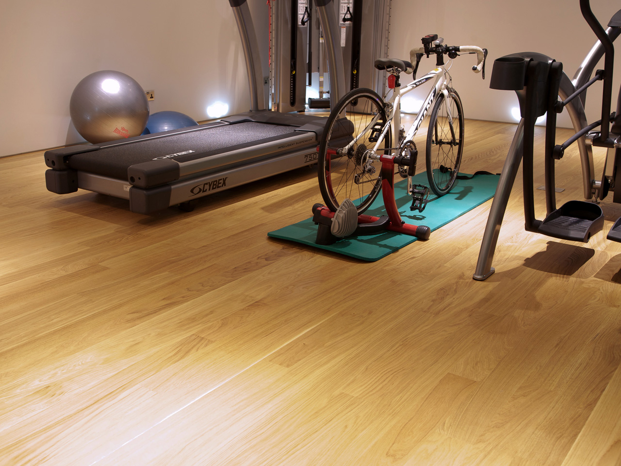Wooden flooring, Prime Grade Oak Parquet Strip
