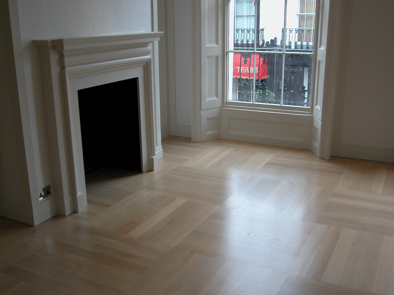 Wooden flooring, Ratio Design Oak Parquet Strip